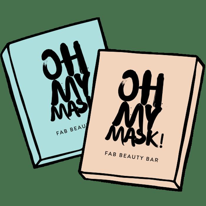 1-2-3 sheet mask subscription Fab Beauty Bar