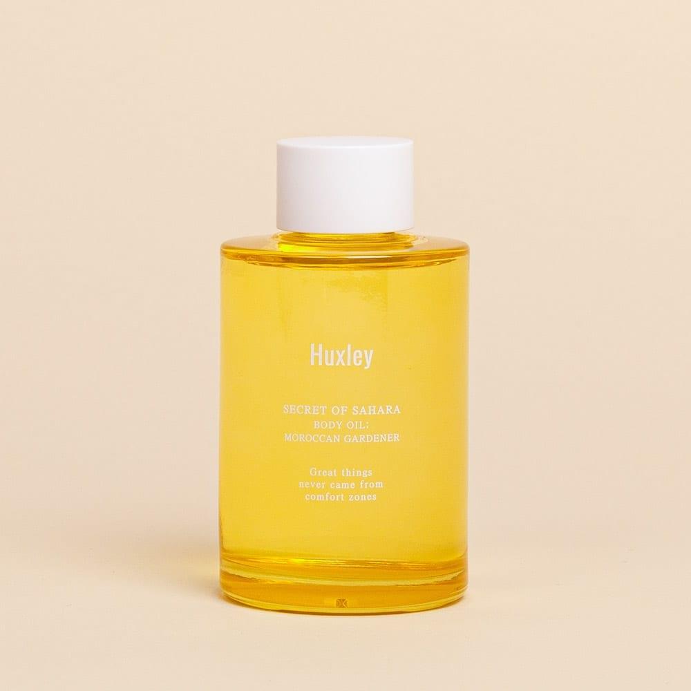 Huxley Secret of Sahara Body Oil Moroccan Gardener - Fab Beauty Bar_