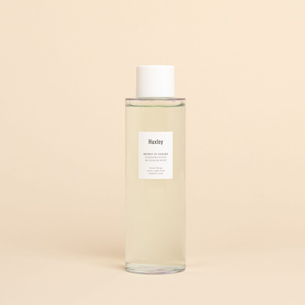 Huxley - Cleansing Water Be Clean Be Moist - Fab Beauty Bar